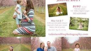 Orchard Mini Sessions 2017 – NOW BOOKING!!!